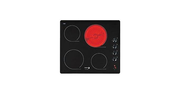 Fagor VFI 400 I - Placa de cocina vitrocerámica (59 cm ...