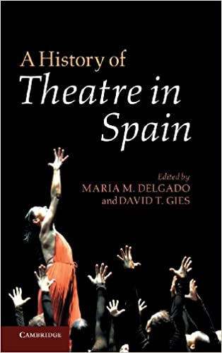 Book A History of Theatre in Spain