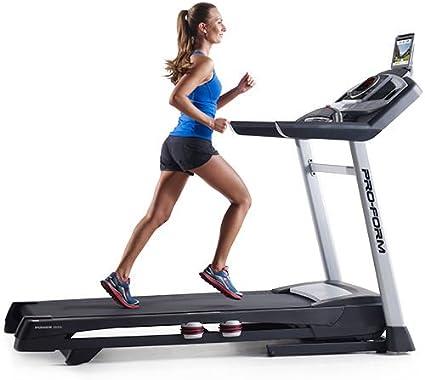 Proform Power 995i cinta de correr Speed Runner estática 3 PS ...