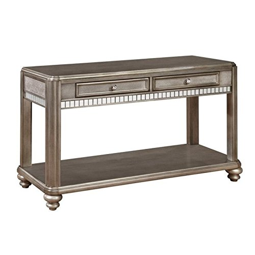 Coaster Home Furnishings 704619 Bling Game Collection Sofa Table, NULL (Sofa Tables For Sale)