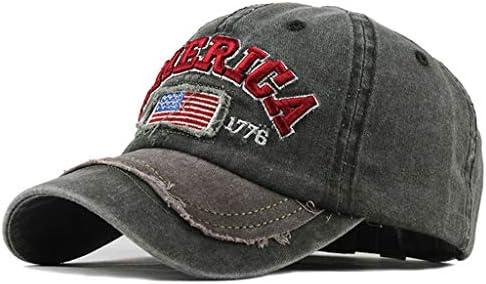Gorra de béisbol de algodón ajustable vintage para hombre, gorra ...