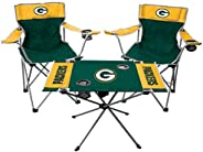 NFL Green Bay Packers Tailgate Kit, Team Color, One Size