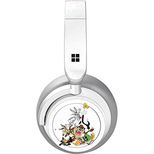 Skinit Looney Tunes All Together Surface Headphones Skin - Officially Licensed Warner Bros Audio Decal - Ultra Thin, Lightweight Vinyl Decal Protection
