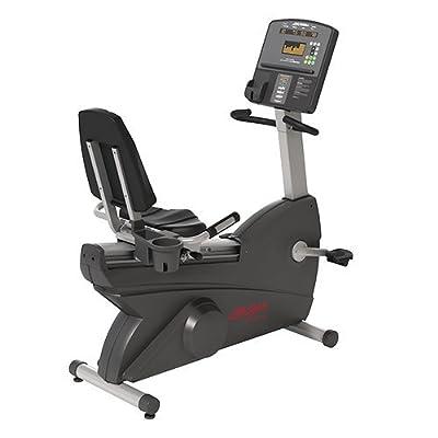 Life Fitness Club Series Recumbent Lifecycle Exercise Bike