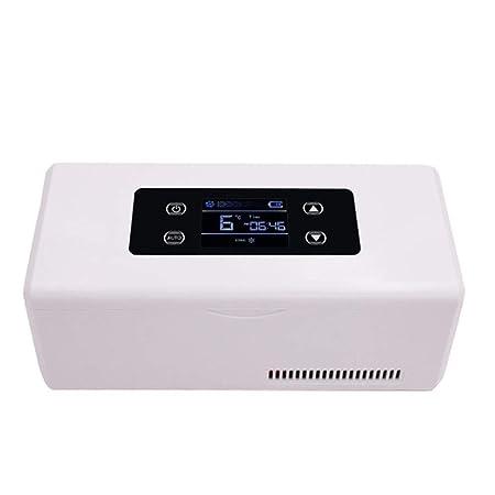 MGZDH Congelador de insulina portátil/Refrigerador pequeño de ...