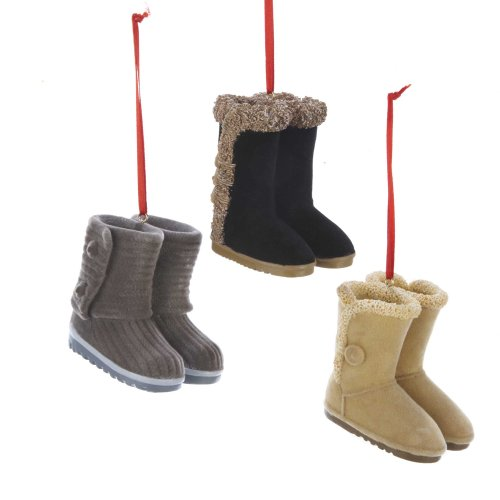 Shoe Christmas Ornaments: Amazon.com