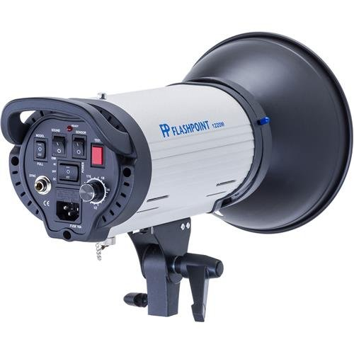 Flashpoint 1220M 600 Watt AC/DC Monolight Strobe by Flashpoint (Image #3)