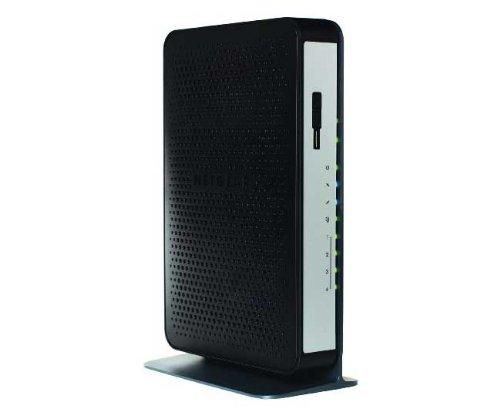 Netgear IEEE 802.11n Cable Modem/Wireless Router - 2.40 GHz