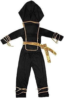 Disfraz de soldado ninja asesino de Brave Pioneer, para ...
