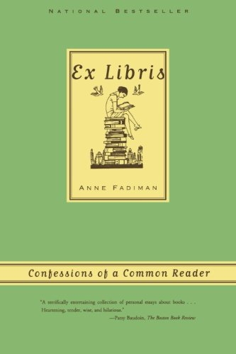 Image of Ex Libris: Confessions of a Common Reader