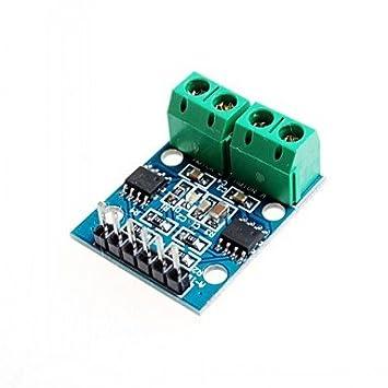para Kits Arduino Hg7881 de Dos Canales Tablero de Conductor ...