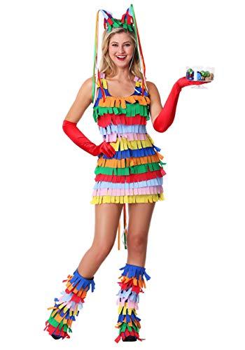 Plus Size Sexy Pinata Costume 1X