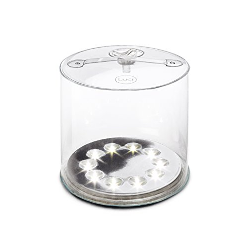 Carry Lantern Solar Light - MPOWERD Luci Outdoor - Inflatable Solar Light