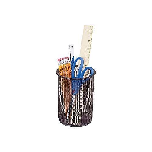 (Staples 385752 Black Wire Mesh Pencil Holder Jumbo (11958))