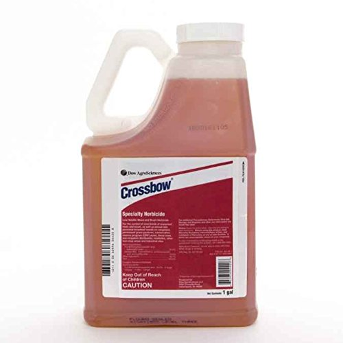 Crossbow Herbicide Dow Specialty Herbicide 2 Gallons 55555283 by Crossbow (Image #1)