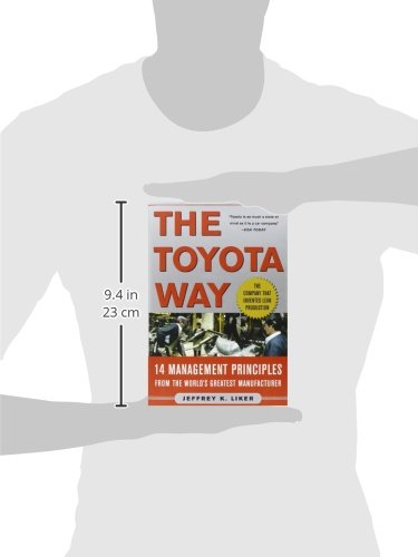 the toyota way 14 management principles The toyota way is the first book for a general audience that explains the management principles and business philosophy behind toyota's worldwide reputation for quality and reliability complete with profiles of organizations that have successfully adopted toyota's principles, this book shows managers in every industry how to improve business.