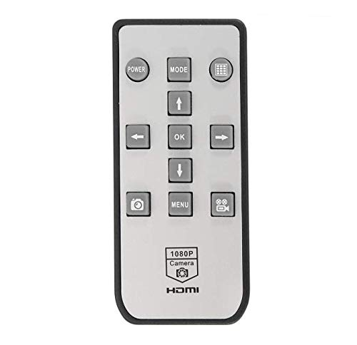 HAYEAR Remote Control for 1080P HDMI Camera Replacement of Hayear Industry Microscope Camera Controller