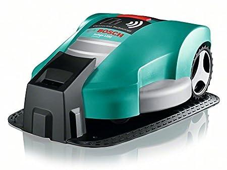 Bosch Indego 1000 Connect Robot - Cortacésped (Robot cortacésped, 26 cm, 2 cm, 6 cm, Cuchillas giratorias, 20-60)
