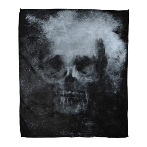 Emvency Throw Blanket Warm Cozy Print Flannel Aged