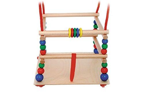 Une balançoire en bois pour les bébés Hess Hess_31101
