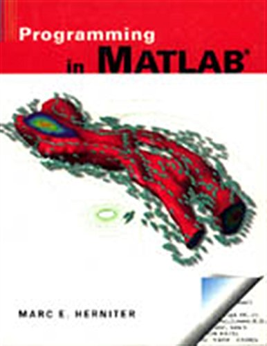 Programming in MATLAB: Amazon.es: Herniter, Marc E.: Libros en ...