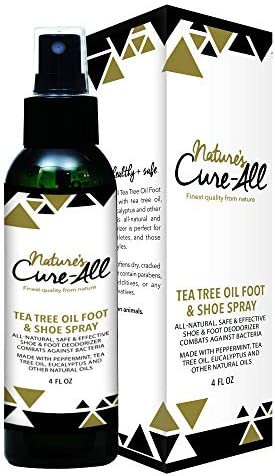 Natures Cure All Tree Foot Spray product image