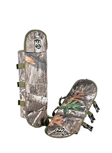 (Knight & Hale Real Tree Snake Gaiters - Realtree Edge)