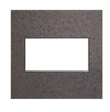 Iron Hubbardton - Hubbardton Forge Natural Iron 2-Gang Wall Plate
