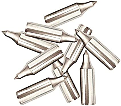 New Select Archery Points Field Glue-on For Wooden Arrow Shafts Pack of 12