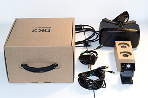 Video Games : Oculus Rift Developers Kit Dk2