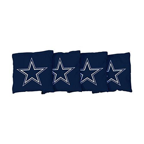 Victory Tailgate NFL Dallas Cowboys Cornhole Bag, Size Regular, Blue