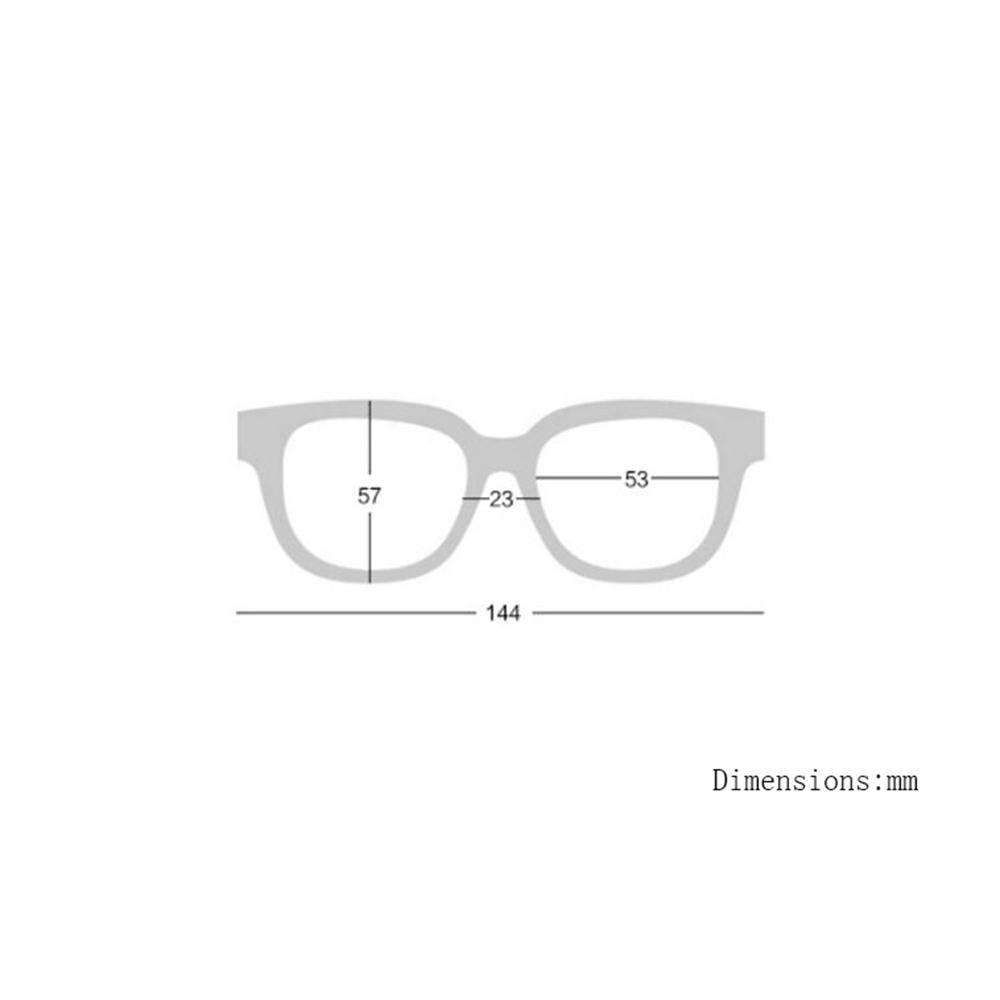 Sonnenbrillen Brillen Metall Prince Edward Spiegel Influx Personen Sonnenbrille Polarizer Männer und Frauen-runde Retro- Farbe Film-Sonnenbrille Schütze deine Augen ( Farbe : A ) 7DQ9UmdA6