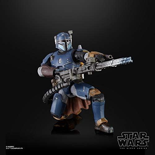 Star Wars Black Series Fanteria Pesante (Action figure da 15 cm giocattolo da collezione, ispirata alla serie su Disney+ The Mandalorian), Multicolore, E6996EU4