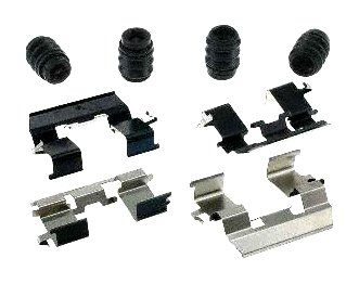 Carlson Quality Brake Parts 13444Q Disc Brake Hardware Kit