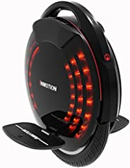 InMotion V8F Electric Unicycle 16 Inch Wheel 21.8 mph 35 Miles Mileage Self-Balancing Electric Scooter for Adu
