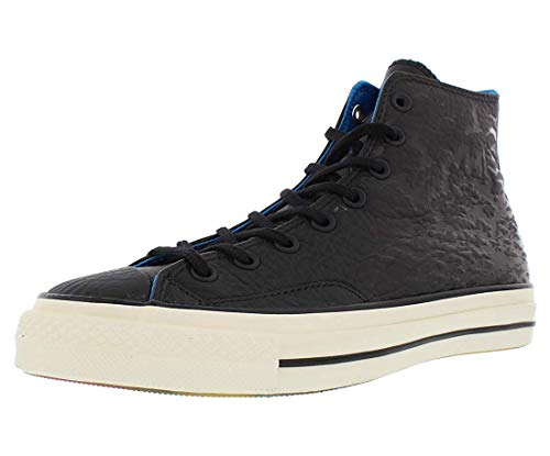 Converse Chuck Taylor 70's Hi Batman Sneaker Embossed Black Leather (10 D(M) US -