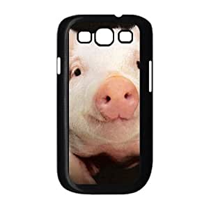 Customized Cell Phone Case for Samsung Galaxy S3 I9300 with Lovely Piggy shsu_1930249 at SHSHU by lolosakes