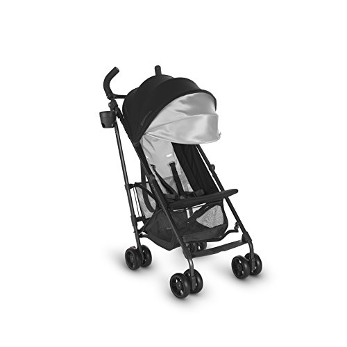 2018 UPPAbaby G-LITE Stroller -Jake (Black/Carbon)