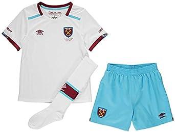 Short Shirt Chaussettes Umbro West Ham United Away Infant Kit 2020-21
