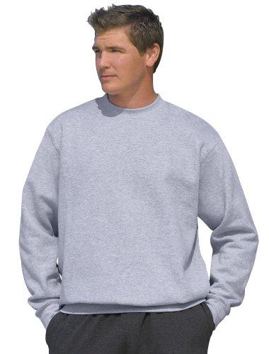 Reebok Big & Tall Fleece Crewneck Sweatshirt