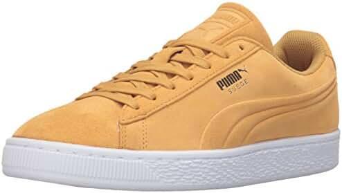 PUMA Men's Suede Classic Debossed Q3 Fashion Sneaker