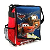 Disney Cars Maximun Horse Power Insulated Lunch Tote