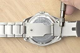 SE JT6203 7-Piece Watch Spring Bar Tool Set