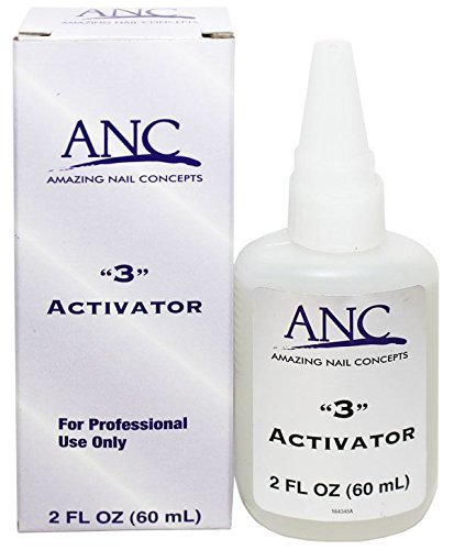 ANC Activator DIP System Step 3 Refill 2 oz. (Nail Resin Activator compare prices)