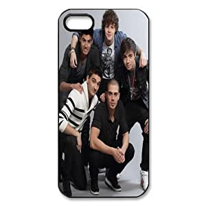 The Wanted Band Custom Style Plastic Hard Cover Case For Iphone 5 5S