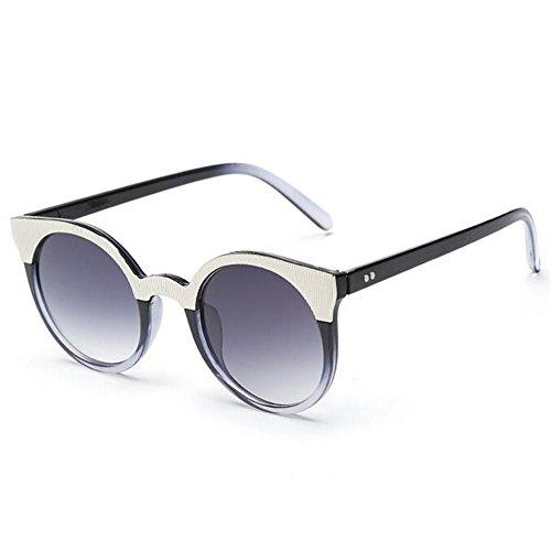 G.T.E European and American Fashion Star Sunglasses Black Female Cat's Eye sunglasses Small Chili Solar Eyewear(C11) (Chilis Sunglasses compare prices)
