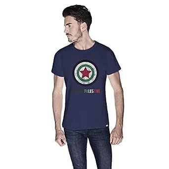 Creo T-Shirt For Men - L, Navy