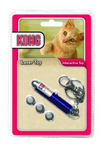 KONG Laser Toy Cat Toy, My Pet Supplies