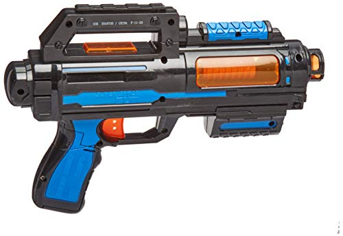 Maxx Action Galactic Series Electronic Photon Blaster with Galactic Space Photon Sounds, Multi-Colored Lights and Batteries Included
