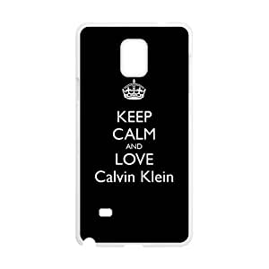 Happy Calvin Klein fashion cell phone case for samsung galaxy note4
